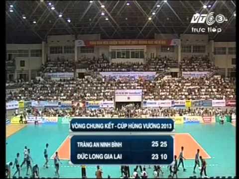 Duc Long Gia Lai vs TANB ( Chung ket Hung Vuong Cup 2013)