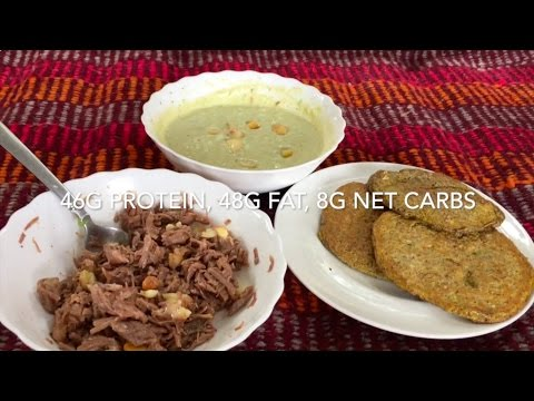 QUICK prep Mediterranean KETOGENIC MEAL, the basics of making delicious, gourmet keto foods