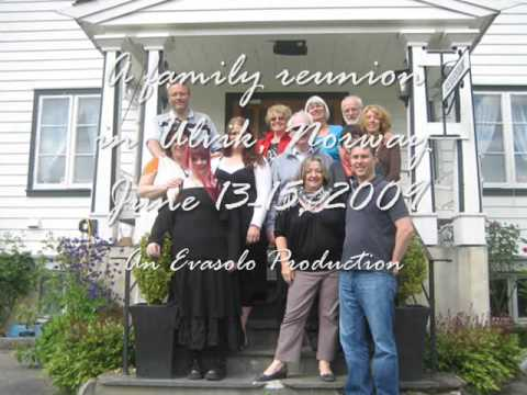 Family Reunion in Ulvik