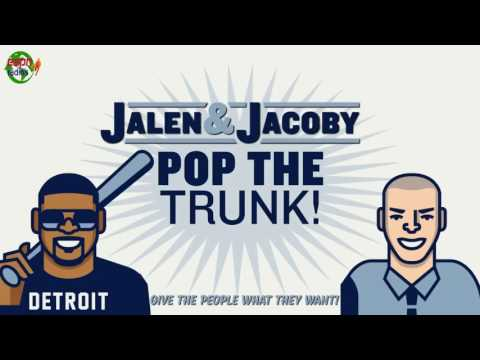 Jalen and Jacoby 16/2/2017 - Draymond Speaks, Tough Love in Cleveland, Spider vs Snake and More
