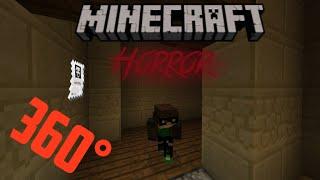 360° Minecraft Horror - Virtual Reality