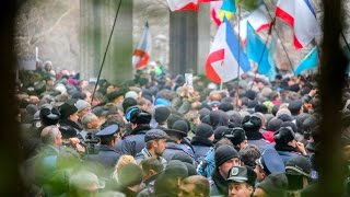 Три года аннексии | Крым.Настоящий