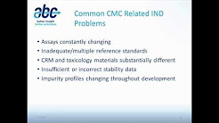 The Critical Role of CMC in Your IND Submission (Part 4)