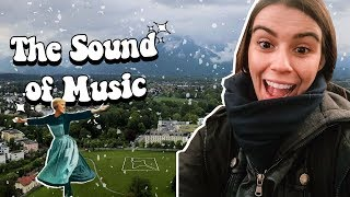 Gambar cover 24 HORAS EM SALZBURGO - A cidade de The Sound of Music | Mi Alves