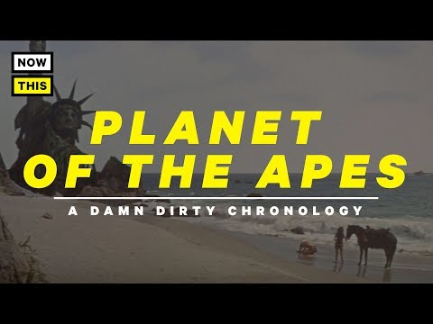 Thumbnail: Planet of the Apes Timeline: A Damn Dirty Chronology | NowThis Nerd