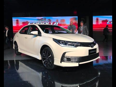 Toyota Corolla Xrs 2018 Em Detalhes Falando De Carro