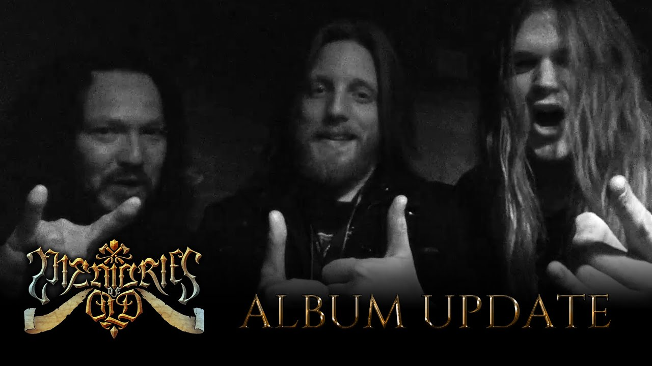 Album update from Billy, Tommy and Erick!