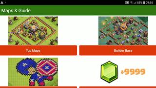 Maps of Clash of Clans 2019 screenshot 4