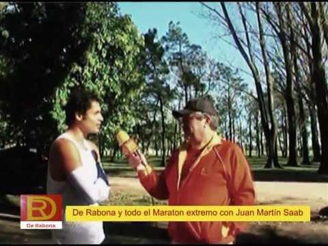 DE RABONA CON JUAN MARTÍN SAAB MERCEDES BUENOS AIRES