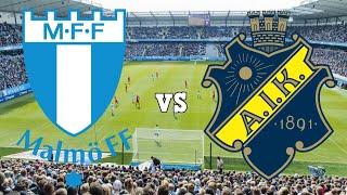 AIK MOT SM-GULD | MALMÖ - AIK | TOPPMÖTE!
