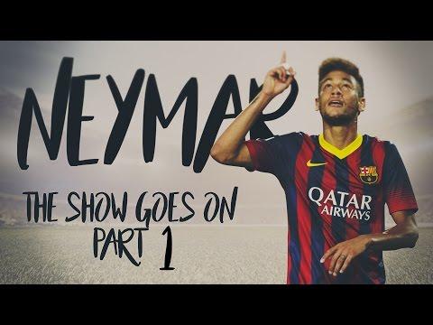 Neymar | The Show Goes On | Skills & Goals for Santos | HD