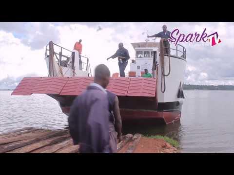 Emmeeri ya MV Kalangala ezeemu okukola