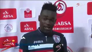 Mohammed Anas thanks wife and girlfriend full interview