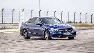 Fabryka adrenaliny - Mercedes-AMG C63 S