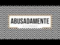 MC Gustta & MC DG - Abusadamente | A.S.Crewz | Choreography | Zumba® Fitness