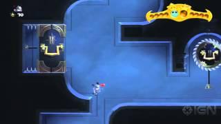 Rayman Legends Walkthrough: Olympus Maximus - Hell Breaks Loose