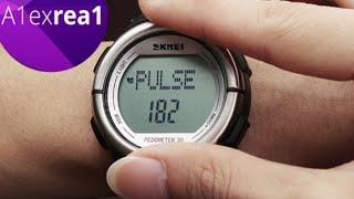 Skmei 1058 умные часы всего за 15$ шагомер, подсчет сердечного ритма, счетчик калорий(Ссылка на часы http://ali.ski/jUypRP Дополнительная экономия на покупках! ✅ https://letyshops.ru/a1exrea1-11 Ссылка на расширени..., 2015-03-09T22:53:37.000Z)