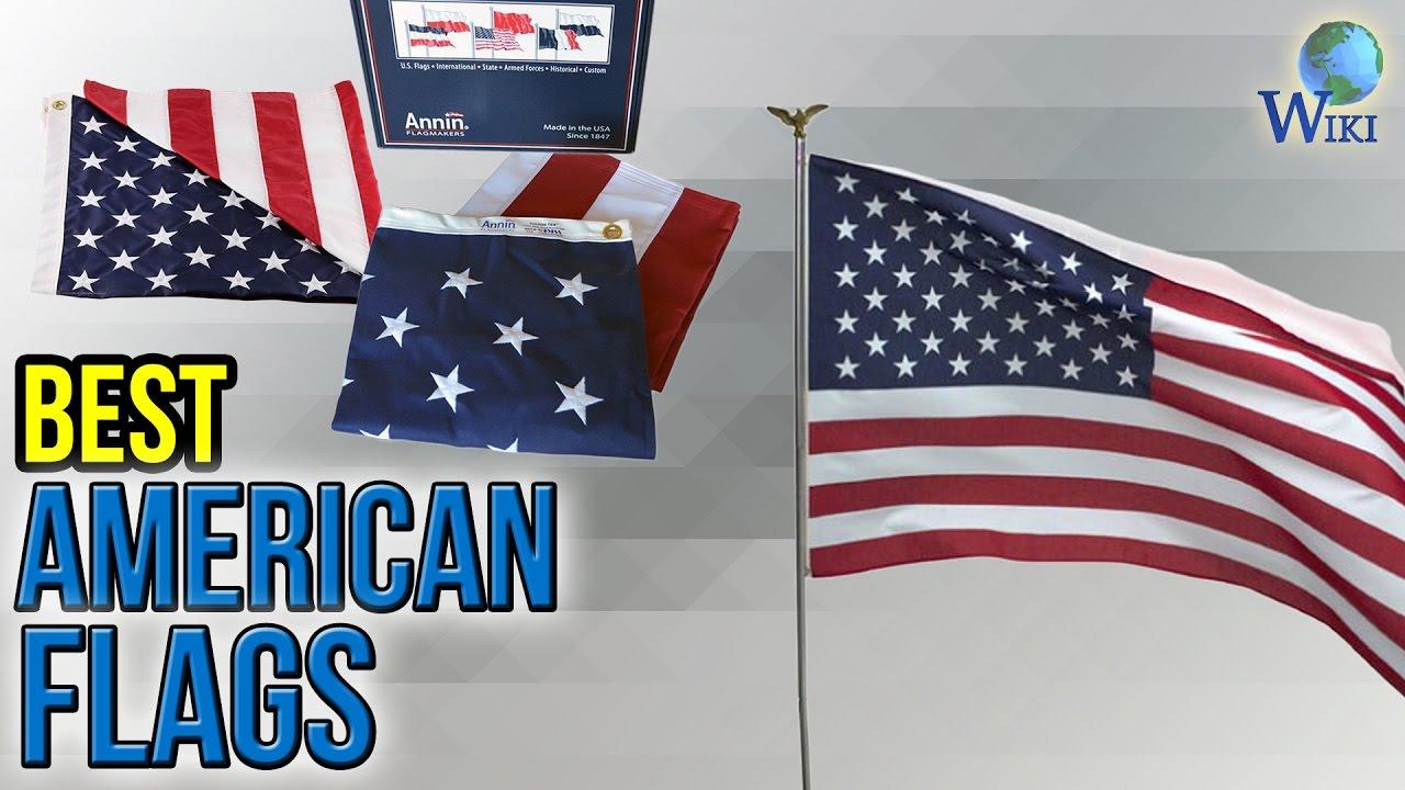 10 best american flags