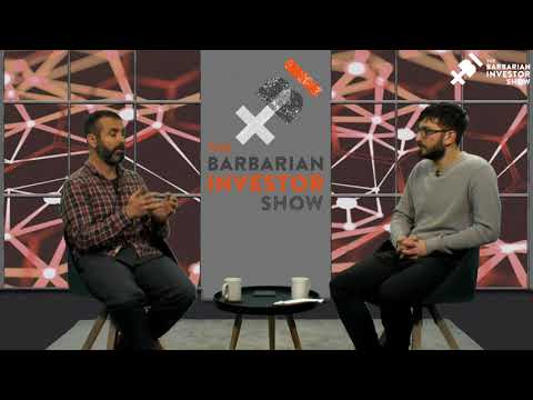 Barbarian Investor Show Episode 8 - Tutellus:  Empowering People Through Education