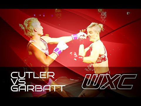 WXC 59 Pro female MMA Calie Cutler vs Lindsay Garbatt 115