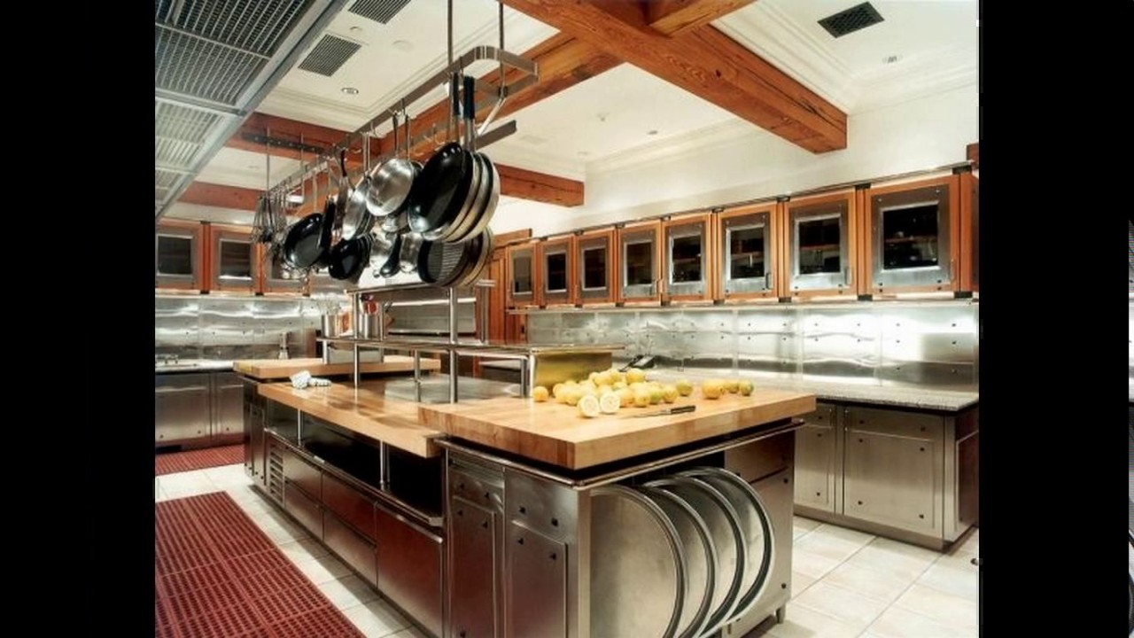 Bakery kitchen design youtube for Kitchen design shops