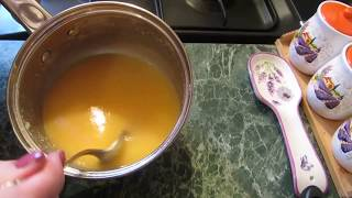 Детский суп пюре