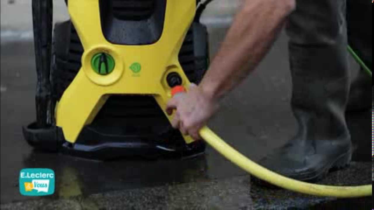 C 39 votre maison choisir un nettoyeur haute pression youtube for Choisir nettoyeur haute pression