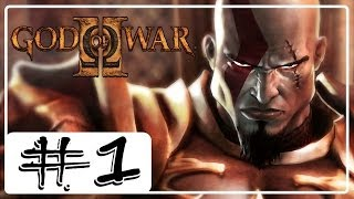 "God of War 2 - Detonado Parte 1 "" Começo Épico """
