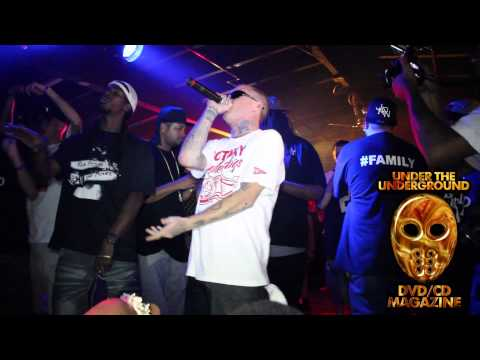 """Lil Wyte """"Smoking Song"""" Live Performance At Club Indulge in Knoxville,TN"""