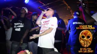 "Lil Wyte ""Smoking Song"" Live Performance At Club Indulge in Knoxville,TN"