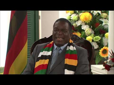 WATCH | President Emmerson  Mnangagwa 2019 Zimbabwe Independence Interview | Part 3