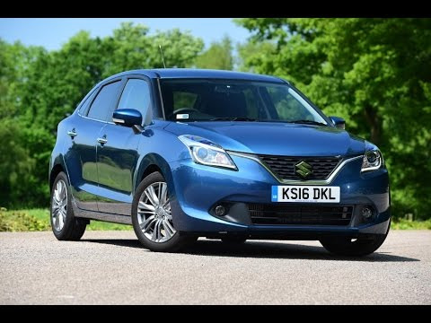 new suzuki baleno 2017 first look youtube. Black Bedroom Furniture Sets. Home Design Ideas