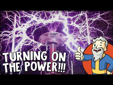 "Fallout 4 Nuka World DLC ""NUKA WORLD HAS POWER NOW WOO HOO!!!"""