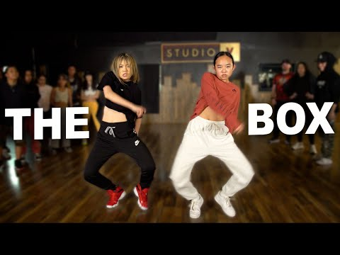 THE BOX - Roddy Ricch Dance Choreography | Matt Steffanina &
