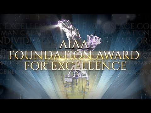 AIAA 2017 Aerospace Spotlight Awards Gala, Foundation Award for Excellence: LaRC