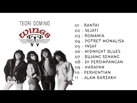 Wings - Teori Domino (Full Album)