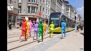 Transportation in France- public transportations