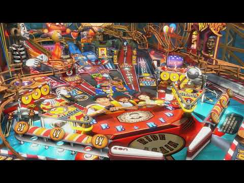 Adventure Land Pinball