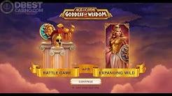 Age of the Gods - Goddess of Wisdom - Big Win
