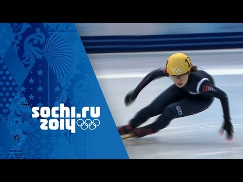 Ladies' Short Track Speed Skating - 500m Heats  | Sochi 2014 Winter Olympics