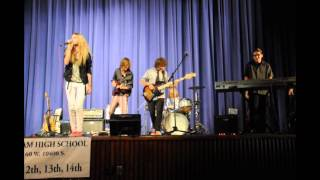 "School of Rock ""Fool in the Rain"" (cover) - Summer Jam West 2010"