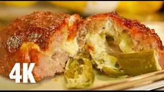 Armadillo Eggs (easter Eggs)  - Bbq Grill Rezept Video - Die Grillshow 132