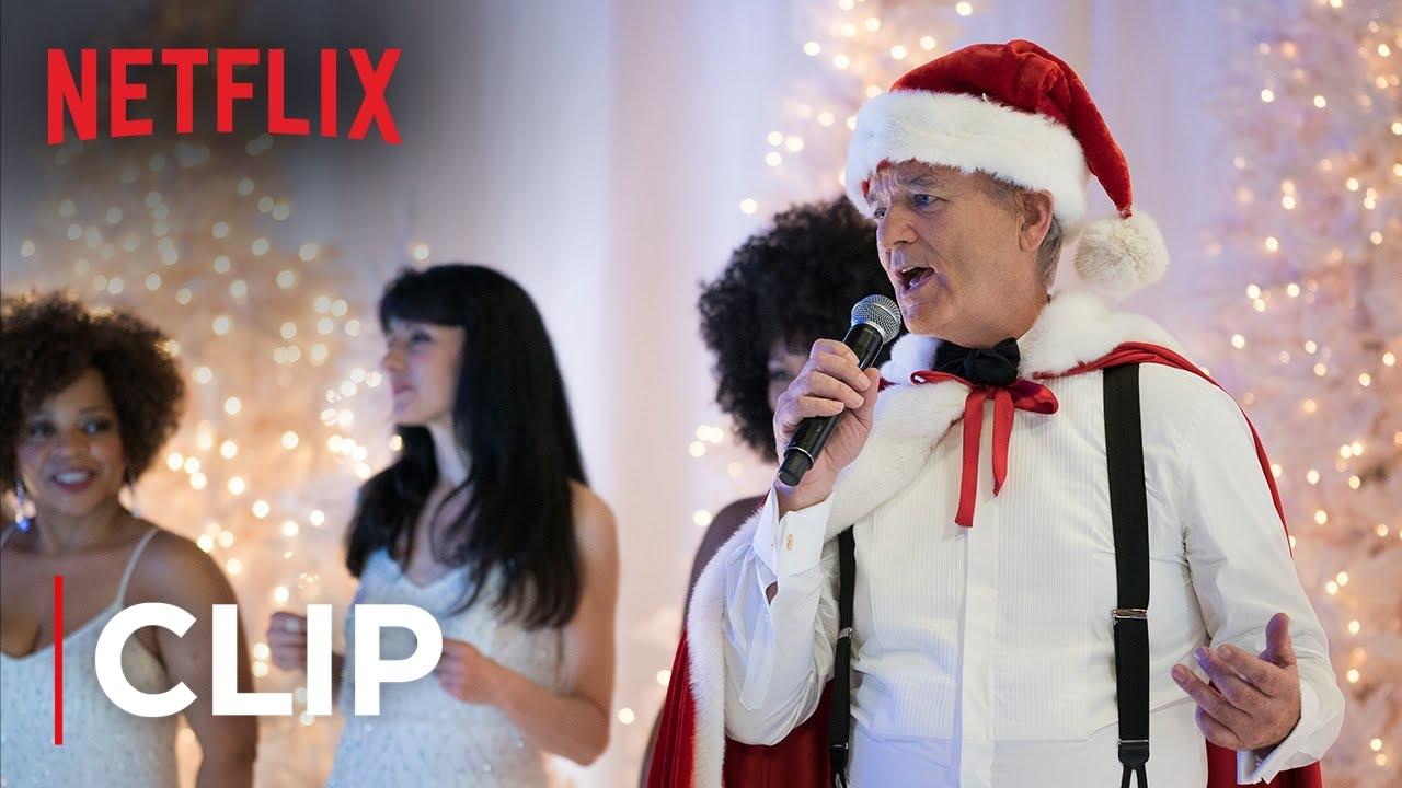 A Very Murray Christmas | Santa Wants Some Loving | Netflix - YouTube