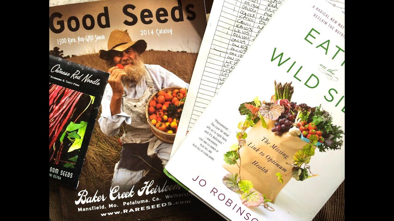 Kitchen Garden Seeds Choosing Seeds For A Kitchen Garden Fresh P Youtube
