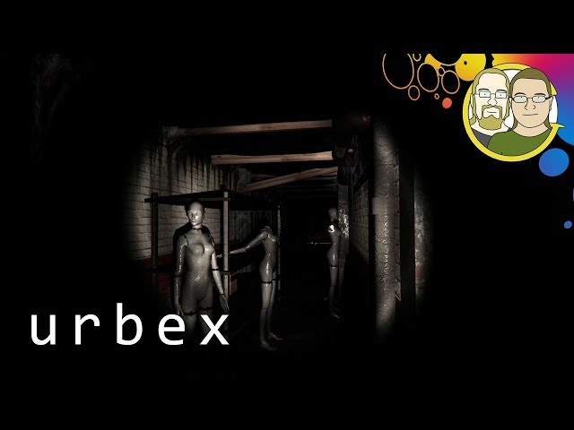 Something Scare Me | Urbex Horror Game