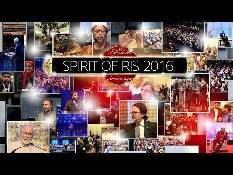 Spirit of RIS 2016