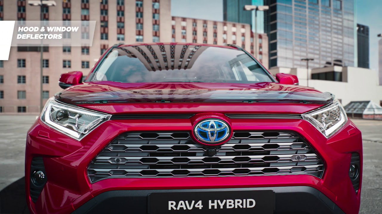Rav4 Accessories Youtube
