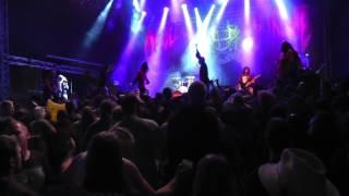 Unholy Grave live @ Obscene Extreme 2015