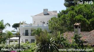 Аренда вилл на Лазурном берегу, Cap d'Antibes от ServiceAzur(, 2011-05-26T09:33:15.000Z)