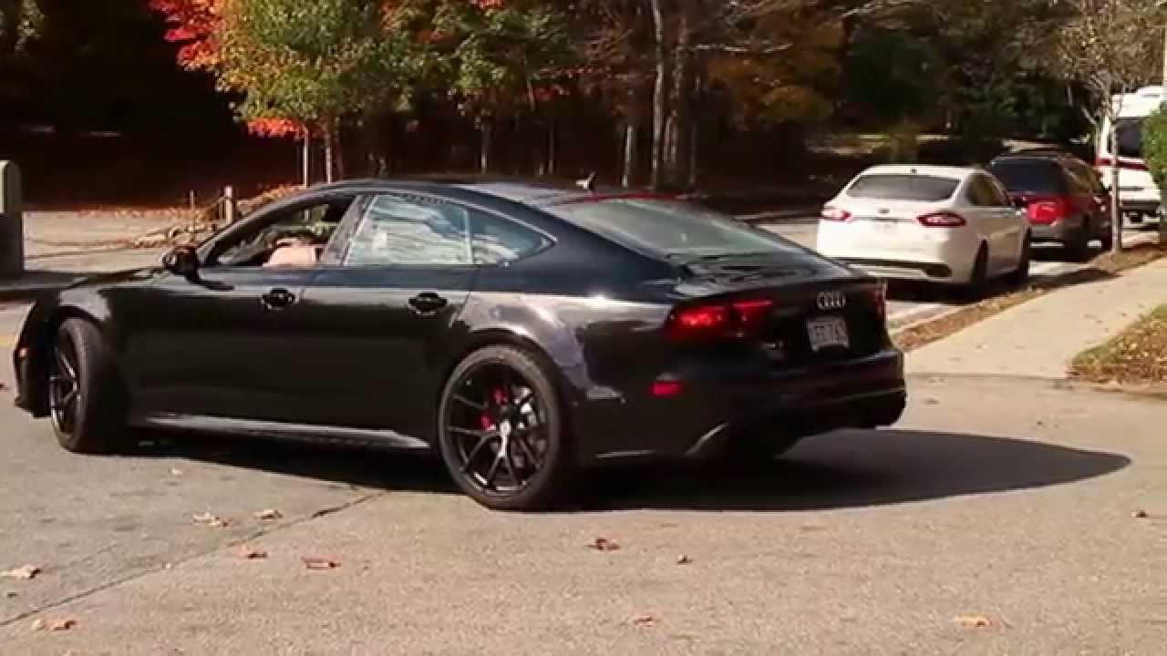 Boston Cars N Coffee Audi RS YouTube - Audi boston